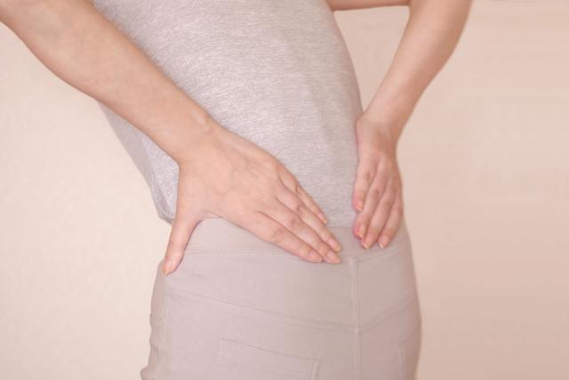 背中や腰の痛み
