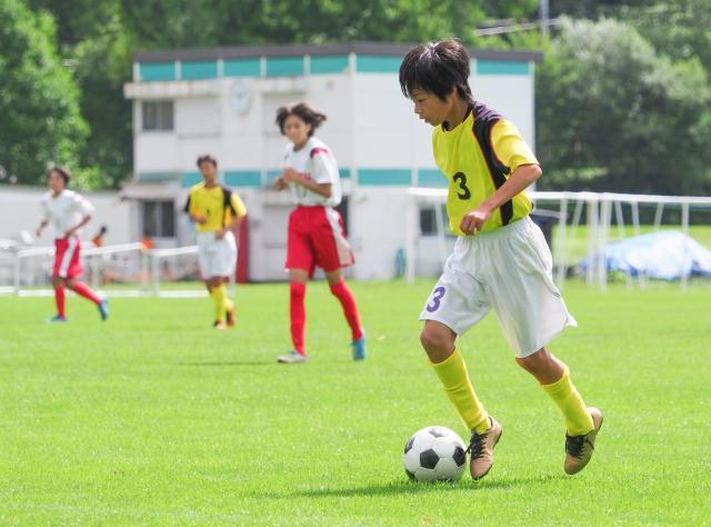 子供のスポーツ