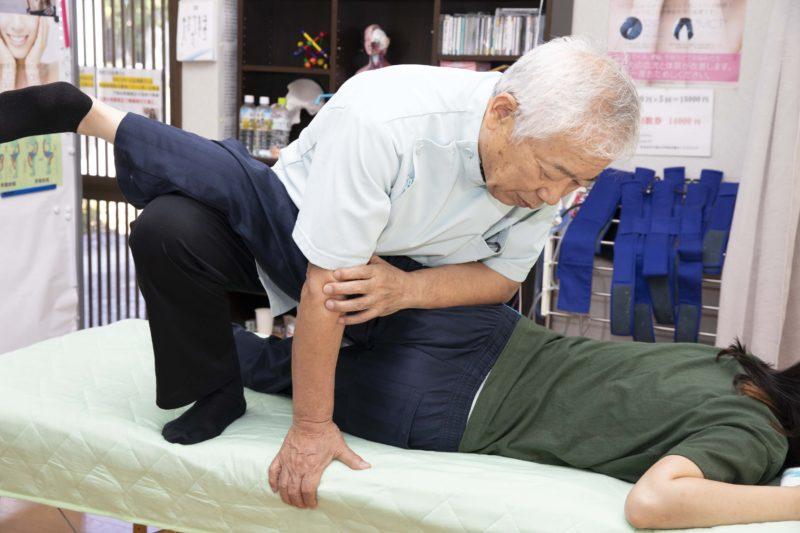 日本人に多い腰痛